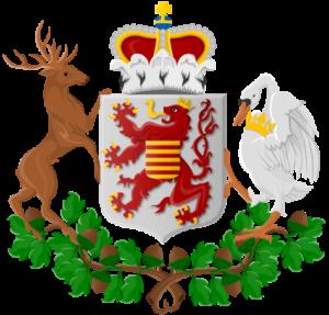 Wapenschild van belgisch Limburg